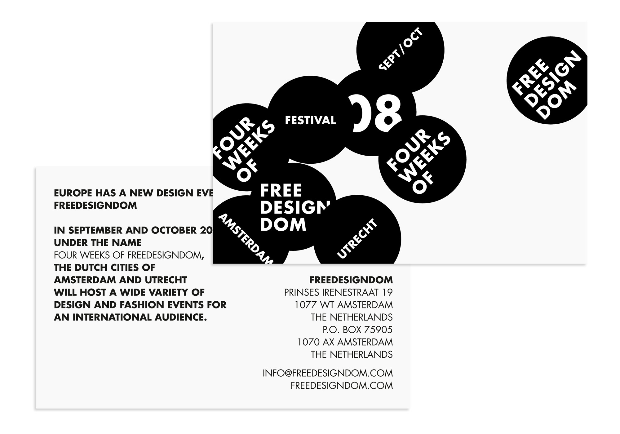 via milano, identity, branding, businesscard