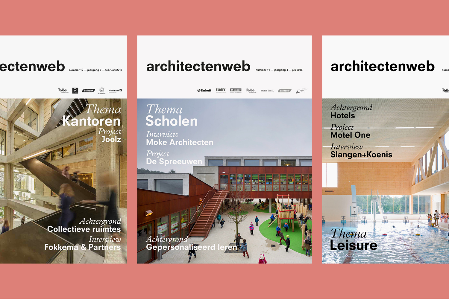 Architectenweb Magazine