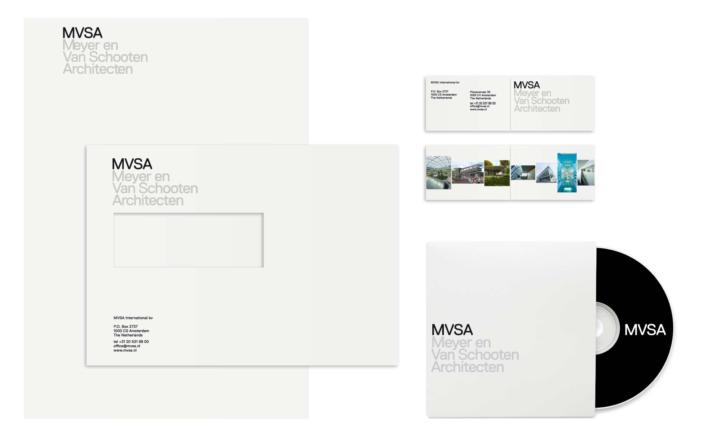 MVSA, architecture, webdesign, logo, branding, stationary