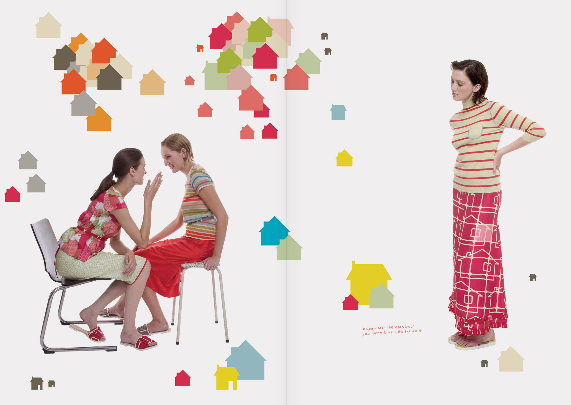 Orla Kiely, brochure, graphic design, art direction