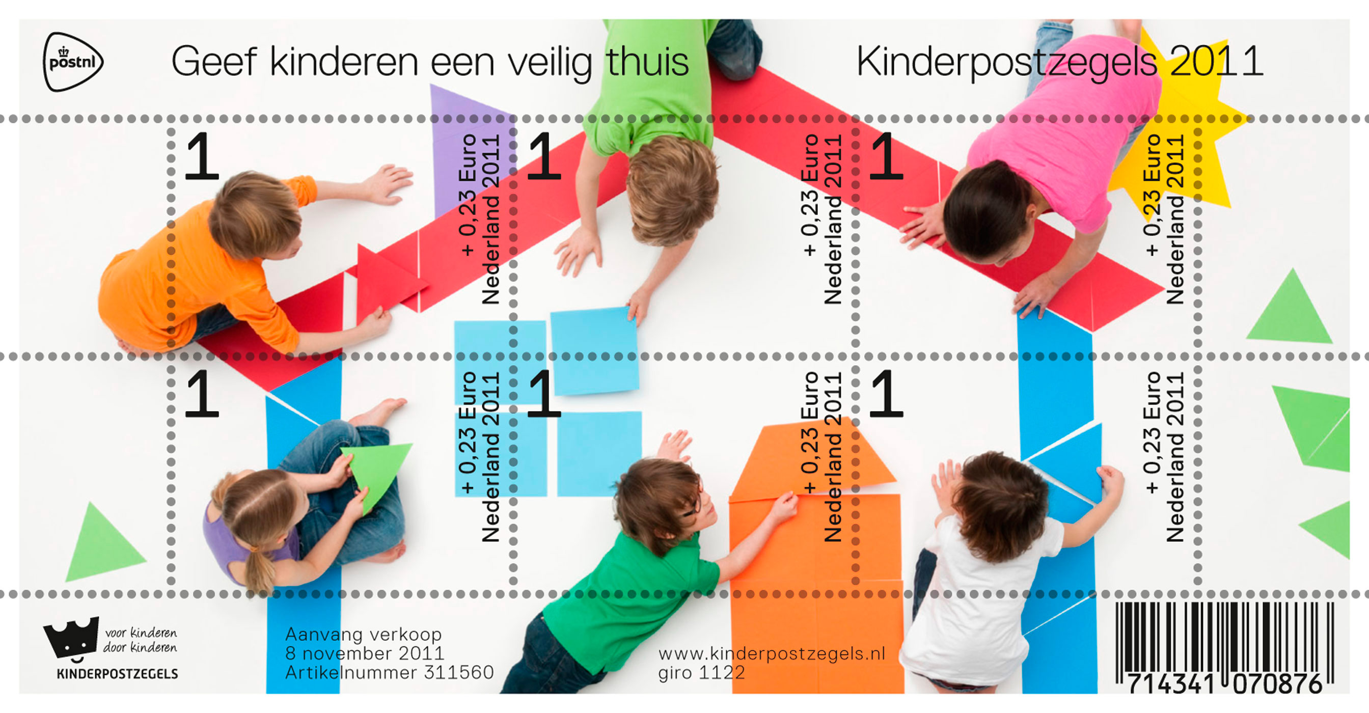 post nl, kinderpostzegels, graphic design